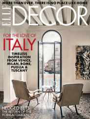 Elle Decor Magazine Subscription May 1st, 2020 Issue