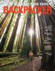 Backpacker Magazine Subscription May 1st, 2020 Issue