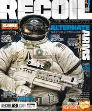 Recoil Magazine Subscription July 1st, 2020 Issue