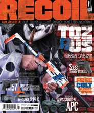 Recoil Magazine Subscription May 1st, 2020 Issue