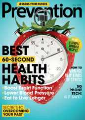 Prevention Magazine Subscription July 1st, 2020 Issue