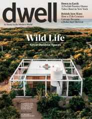 Dwell Magazine Subscription May 1st, 2020 Issue