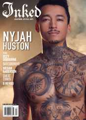 Inked Magazine Subscription July 1st, 2020 Issue
