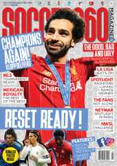Soccer 360 Magazine Subscription July 1st, 2020 Issue