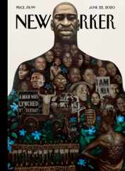 The New Yorker Magazine Subscription June 22nd, 2020 Issue