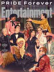 Entertainment Weekly Magazine Subscription June 1st, 2020 Issue