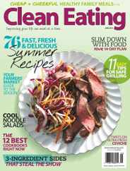 Clean Eating Magazine Subscription May 13th, 2014 Issue