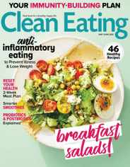 Clean Eating Magazine Subscription May 1st, 2020 Issue