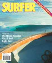 Surfer Magazine Subscription May 19th, 2020 Issue