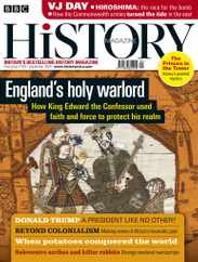 Bbc History Magazine Subscription September 1st, 2020 Issue