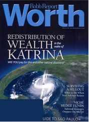 Worth Magazine Subscription