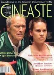Cineaste Magazine Subscription