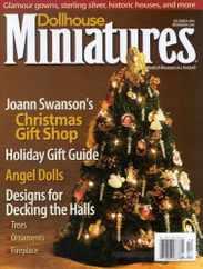 Dollhouse Miniatures Magazine Subscription