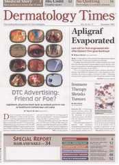 Dermatology Times Magazine Subscription