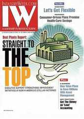 Industry Week Magazine Subscription