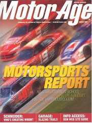 Motor Age Magazine Subscription