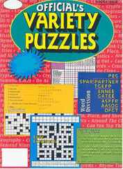 Official Variety Puzzles & Word Games Magazine Subscription