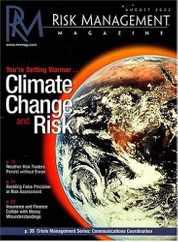 Risk Management Magazine Subscription