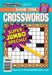 Good Time Crosswords Magazine Subscription