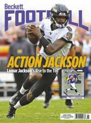Beckett Football Magazine Subscription