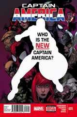 Captain America Magazine Subscription