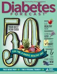 Diabetes Forecast Magazine Subscription January 1st, 2017 Issue