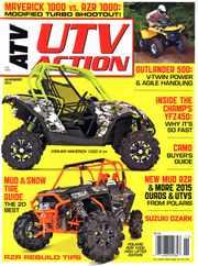 4 Wheel Atv Action Magazine Subscription