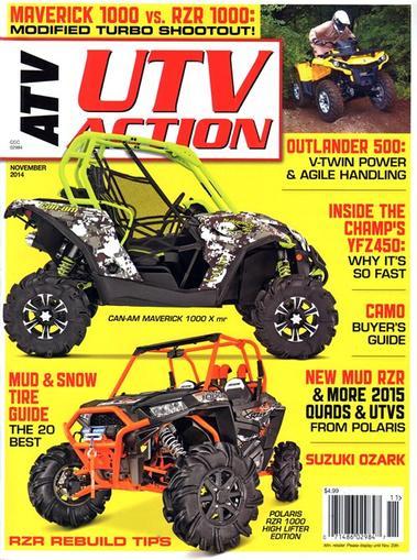 4 Wheel Atv Action