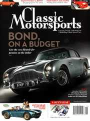 Classic Motorsports Magazine Subscription
