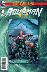 Aquaman Magazine Subscription