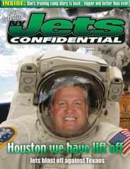 Jets Confidential Magazine Subscription