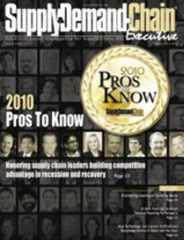 Supply & Demand Chain Executive Magazine Subscription