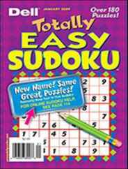 Totally Easy Sudoku Magazine Subscription