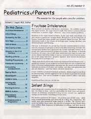Pediatrics for Parents Magazine Subscription