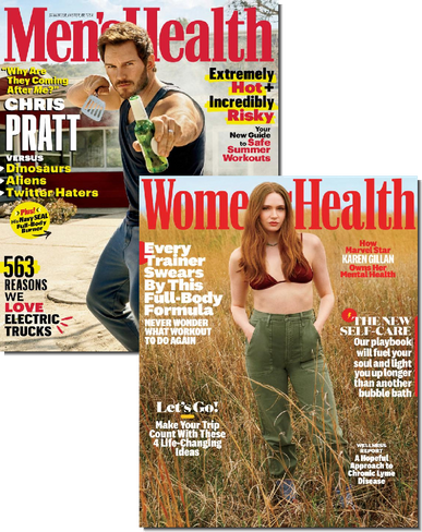 Men's & Women's Health Bundle