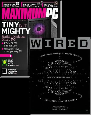Maximum PC & Wired Bundle