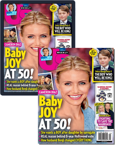 1-Year (52 Issues) of Us Weekly Print + Digital Magazine Subscription