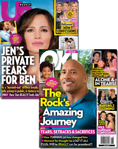 Us Weekly & OK! Bundle