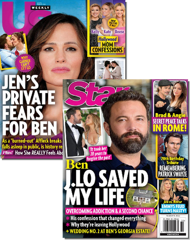 US Weekly & Star Bundle