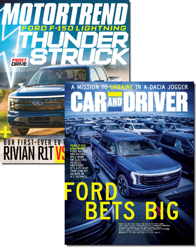 Motor Trend & Car & Driver Bundle