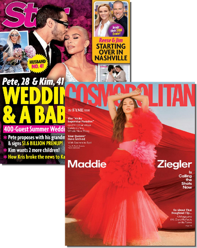 Star & Cosmopolitan Bundle