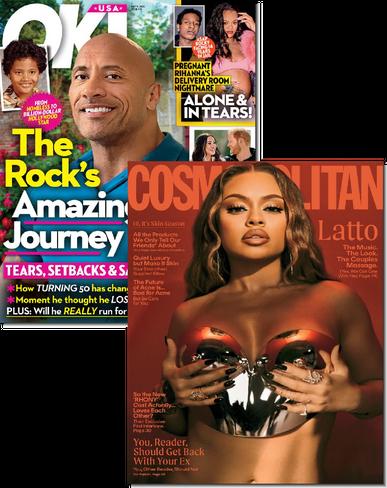 OK! & Cosmopolitan Bundle