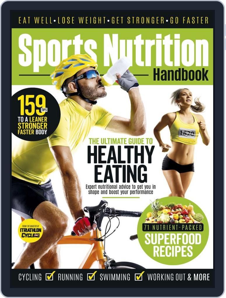 Sports Nutrition Handbook Magazine Digital Discountmags Com