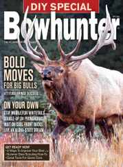 Bowhunter Magazine Subscription July 1st, 2020 Issue