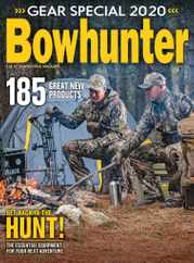 Bowhunter Magazine Subscription June 1st, 2020 Issue