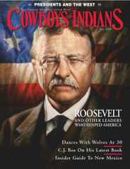 Cowboys & Indians Magazine Subscription July 1st, 2020 Issue