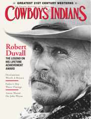 Cowboys & Indians Magazine Subscription May 1st, 2020 Issue
