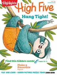 Highlights High Five Magazine Subscription July 1st, 2020 Issue