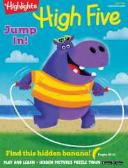 Highlights High Five Magazine Subscription June 1st, 2020 Issue