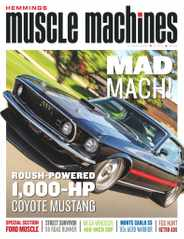 Hemmings Muscle Machines Magazine Subscription August 1st, 2020 Issue